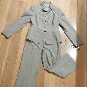 Jackets & Blazers - 90s French Liapull Pinstripe Suit
